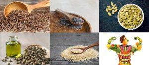 Οι 5 πιο θρεπτικοί σπόροι & γιατί πρέπει να τους εντάξετε στη διατροφή σας