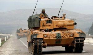 42 Leopard από τον Έβρο στην Κυθρέα…