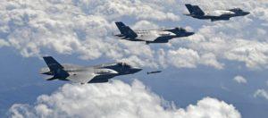Αεροπλάνα πάνω από την Αθήνα αύριο 18 Μαρτίου 2019–Θα κάνουν δοκιμαστική πτήση για την στρατιωτική παρέλαση 25ης Μαρτίου