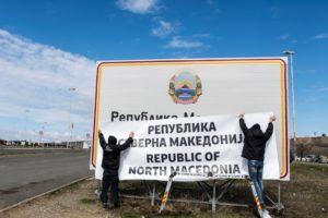 ΤΟ ΦΙΛΑΡΑΚΙ Ο ΠΟΥΤΙΝ : Η Ρωσία αναγνώρισε το «Βόρεια Μακεδονία» ως την συνταγματική ονομασία της γείτονος χώρας, σύμφωνα με ανακοίνωση του ρωσικού υπουργείου Εξωτερικών.