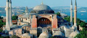 UNESCO: «Για να αλλάξει το καθεστώς της Αγίας Σοφίας χρειάζεται η έγκρισή μας»