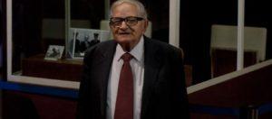 Απεβίωσε ο πράκτορας της Μοσάντ Ραφί Εϊτάν που συνέλαβε τον Αιχμαν