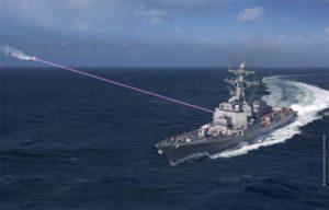 HELIOS: Το Laser του αμερικανικού ΠΝ που θα λιώνει drone και σκάφη