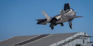 F-35: Μειώνεται το κόστος και ο χρόνος παραγωγής λέει η Lockheed Martin