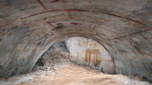 Ιταλία: Αρχαιολόγοι «έφεραν στο φως» μια άγνωστη μέχρι τώρα αίθουσα στον «Χρυσό Οίκο» του Νέρωνα