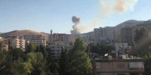 ΕΚΤΑΚΤΟ: Μεγάλη έκρηξη στο κέντρο της Δαμασκού στην Συρία -Πληροφορίες ότι είναι κοντά στο Προεδρικό Μέγαρο του Άσαντ