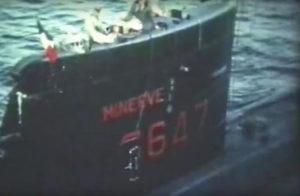 Βρέθηκε γαλλικό υποβρύχιο – «φάντασμα» που είχε εξαφανισθεί πριν από 50 χρόνια!