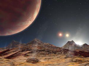 Νέα ανακάλυψη από επιστήμονες: Εντόπισαν εξωπλανήτη που φωτίζεται από τρείς ήλιους