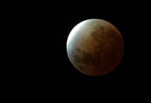 Μερική έκλειψη Σελήνης απόψε το βράδυ