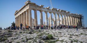 Εντονη η εγκατάλειψη στην Ακρόπολη - Τι συζητήθηκε σε σύσκεψη στο ΥΠΠΟ