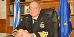 Ο Αντιναύαρχος Αλέξανδρος Διακόπουλος νέος Σύμβουλος Εθνικής Ασφάλειας – Δείτε το βιογραφικό του