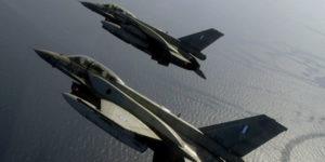 F-16: Τα ελληνικά μαχητικά πέταξαν στην Κύπρο «κάτω από τη μύτη» των τουρκικών ραντάρ