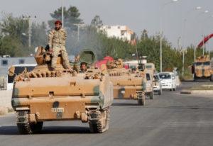 Συρία: Απειλείται με γενικευμένη σύρραξη! Παρατάσσει στρατό και ο Άσαντ