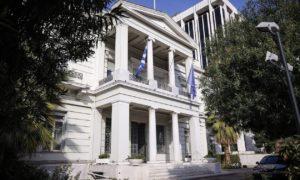 Ηχηρή απάντηση Αθήνας σε Άγκυρα: Επιμένετε να διαστρεβλώνετε την Ιστορία