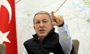 Απειλεί με πόλεμο ο Ακάρ: Θα κάνουμε στην Κύπρο ό,τι κάναμε και το '74