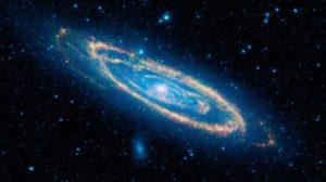 Δέος! Γαλαξίες συγκρούονται και εξαπολύουν τεράστια κύματα στο διάστημα