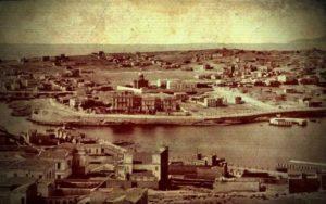 Πτώση τετράγωνου αερόλιθου στη θάλασσα του Πειραιά, το 1894…