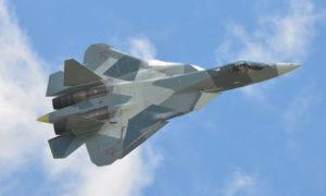 Ξανά στον αέρα τα ρωσικά μαχητικά για να αναχαιτίσουν «άγνωστες» απειλές