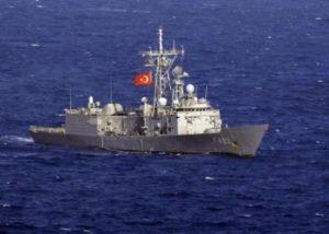 Κυπριακή ΑΟΖ: Διάψευση του επεισοδίου μεταξύ Τουρκικού πολεμικού πλοίου και Ισραηλινού ερευνητικού