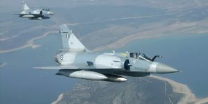 «Έπεσαν» οι υπογραφές για την αναβάθμιση των μαχητικών Mirage