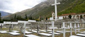 Εγκρίθηκε η επέκταση του Ελληνικού Στρατιωτικού Κοιμητηρίου Κλεισούρας