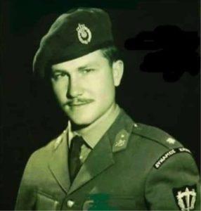 Κύπρος: Ταυτοποιήθηκαν τα οστά του Έλληνα αξιωματικού Ταγματάρχη Γεωργίου Κατσάνη