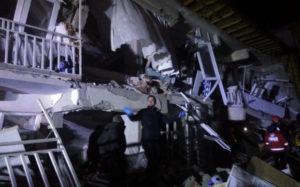 Πανίσχυρος σεισμός στην Τουρκία! Τουλάχιστον 4 νεκροί
