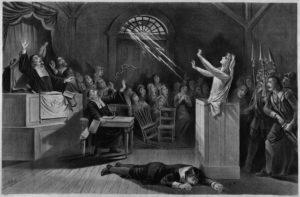 Η καταδίκη των μαγισσών του Σάλεμ