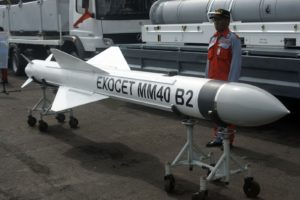 Η Κύπρος αγοράζει πυραύλους Mistral και Exocet κόστους 240 εκ. ευρώ από τη Γαλλία