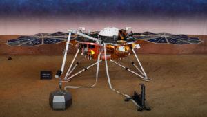 NASA: Το InSight κατέγραψε 20 σεισμούς στον πλανήτη Άρη