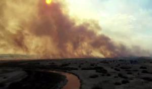 Τσερνόμπιλ: Καίει μια βδομάδα η πυρκαγιά και συναγερμός!