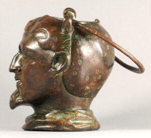 Στην αρχαία Θράκη Βρέθηκε εξαιρετικό Balsamarium 1800 ετών ενός αριστοκράτη
