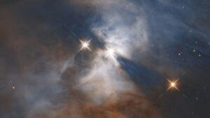 Το τηλεσκόπιο Hubble εντόπισε μια «διαστημική νυχτερίδα να κουνάει τα φτερά της»