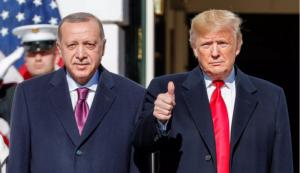 Ερντογάν – Τραμπ: Συμφώνησαν για Λιβύη και εμπορική συνεργασία 100 δισ. δολαρίων