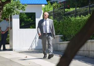 Υπέβαλε την παραίτησή του ο Σύμβουλος Εθνικής Ασφαλείας Αλέξανδρος Διακόπουλος