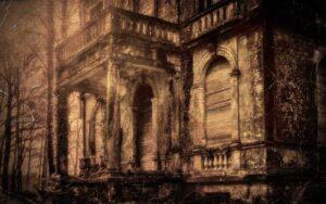 Η διάλεξη του Άγγελου Τανάγρα για τα στοιχειωμένα σπίτια, το 1924