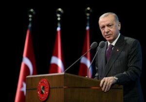 Ερντογάν : Δεν θα παραδοθούμε στο πλιάτσικο της Ελλάδας στην Αν. Μεσόγειο