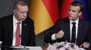 Η Γαλλία ανακαλεί τον πρέσβη της στην Τουρκία – Στα άκρα οι σχέσεις των δύο χωρών