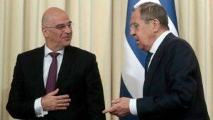 Ελληνοτουρκικά : Τι κομίζει το ταξίδι του Λαβρόφ στην Ελλάδα – Στα σκαριά και επίσκεψη Πούτιν