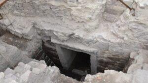 Στο φως η πύλη της βυζαντινής Μυτιλήνης