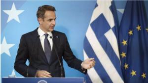 Μητσοτάκης: Ζήτησα από την ΕΕ εμπάργκο όπλων κατά της Τουρκίας